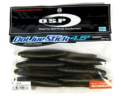 O.S.P(オーエスピー) ルアー DoLive Stick 3.5インチ TW116/WM/グリパンの商品画像