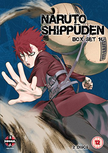 Naruto - Shippuden: Collection - Volume 16 [DVD] (Naruto Shippuden Dvd Volume)