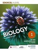 Edexcel A Level Biology Student Book 1