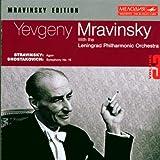 Stravinsky: Agon / Shostakovich: Symphony No. 15 (Mravinsky Edition, Vol. 3)