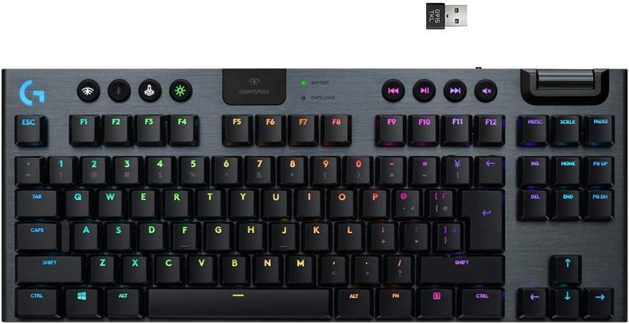 Logitech G915 Wireless TKL Keyboard