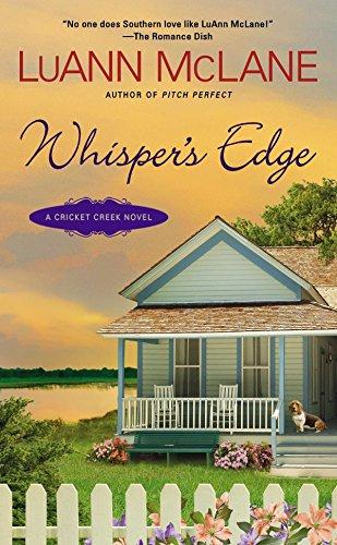 Whisper's Edge: A Cricket Creek Novel
