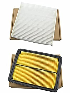BiTrust TZBT Engine And Cabin Air Filter For Acura TSX TL - Acura tsx air filter