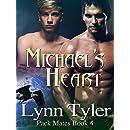 Michael's Heart (Pack Mates Book 4)