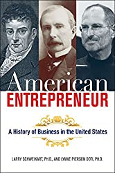 American Entrepreneur: The Fascinating Stories of the People Who Defined Business in the United States (UK Professional Business Management / Business)