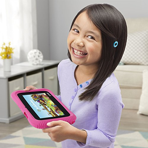 LeapFrog Epic Academy Edition 7'' Android 2.0 Based Kids Tablet 16GB with Carrying Case, Pink by LeapFrog (Image #5)