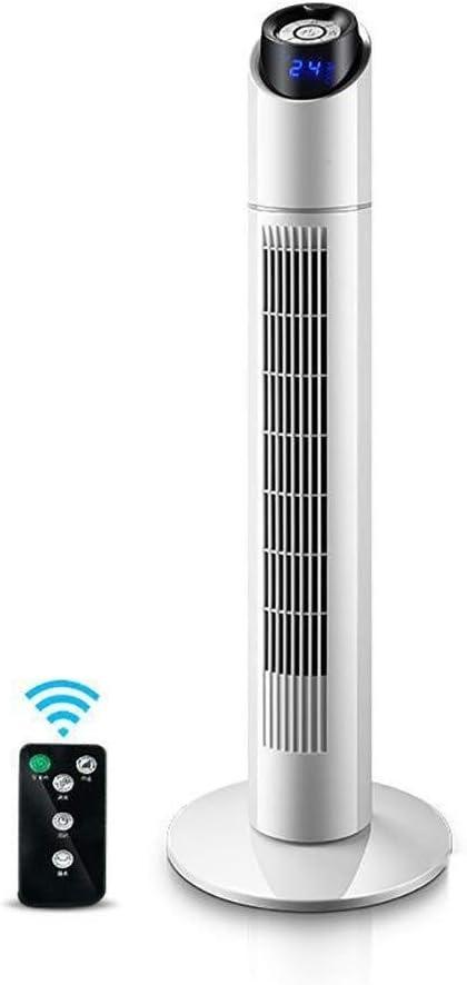 JIA Ventilador De Torre Oscilante, Ventilador De Enfriamiento con ...