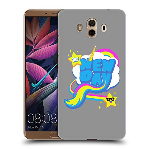Official WWE Rainbow The New Day Hard Back Case for Huawei Mate - Wwe Rai Back