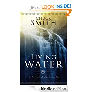 Living Water: The Power of the Holy Spirit in Your Life Chuck Smith