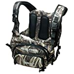 Carry-Lite Turkey Bowhunter All-Around Chest Pack Blind Vest – Water Resistant
