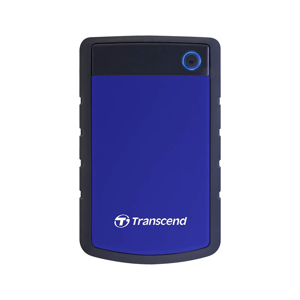 Transcend TS4TSJ25H3B StoreJet External Hard Drive 4TB 2.5''