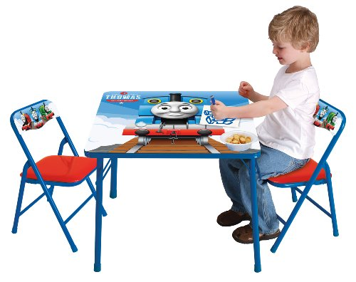 Thomas Friends Activity Table Set Amazonca Toys Games