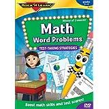 Math Word Problems DVD by Rock 'N Learn