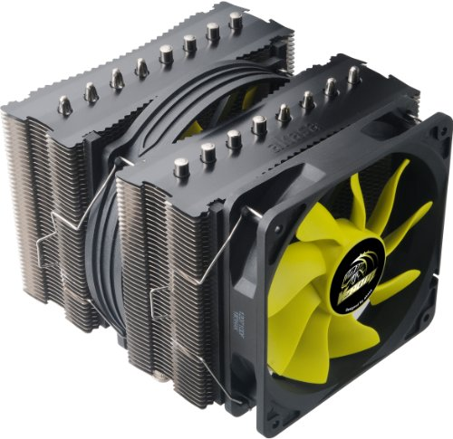 Akasa Venom Medusa Universal 8-Heatpipe CPU Cooler (AK-CC4010HP01) by Akasa