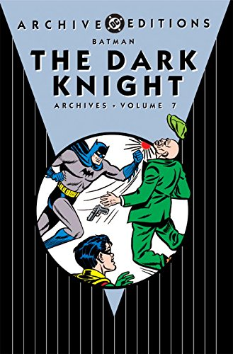 Download Batman: The Dark Knight Archives Vol. 7 (Archive Editions) ebook