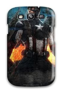 New Arrival Premium S3 Case Cover For Galaxy (avengers)