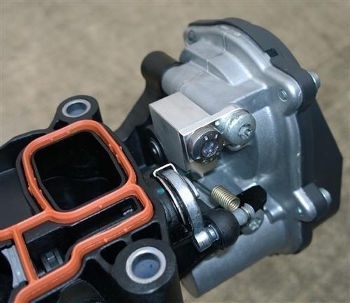Error P2015 Intake Manifold Motor Repair Bracket Fix For Plastic Manifold 322