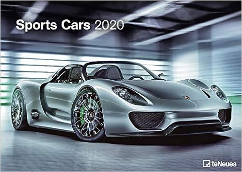 Sports Cars 2020 A3 Wall Calendar Amazon Co Uk Teneues Calendars Stationery Books