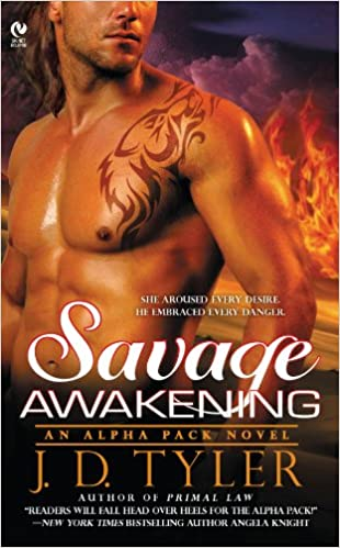 Savage Awakening: An Alpha Pack Novel