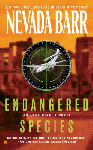 Endangered Species (Anna Pigeon Mysteries Book -