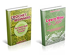 Knit Crochet Complete Beginner Crocheting ebook product image