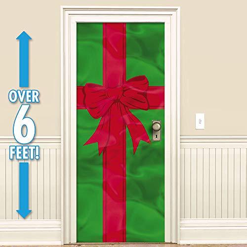 Festive Christmas Door Foil | Party Decoration