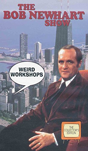 Collectors Workshop - The Bob Newhart Show ~ Weird Workshops {The Collector's Edition}