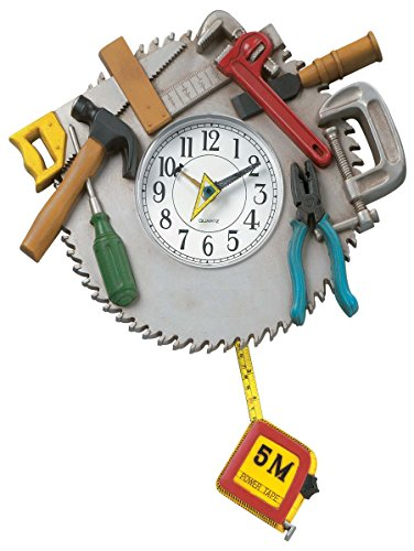 Miles Kimball Workshop Wall Clock