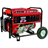 Gasoline Generator 5625W with Wheel Kit King Canada - Best Reviews Guide