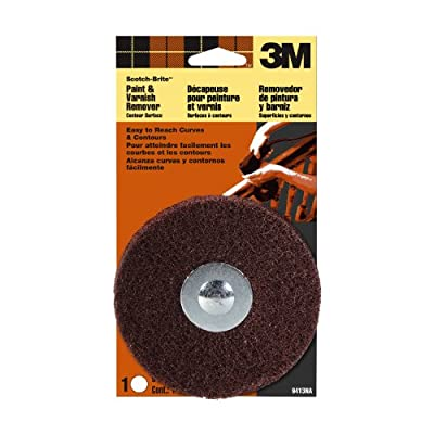 3M Contour Surface Paint and Varnish Remover