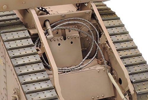Tamiya 300030057 - 1:35 WWI Britse tank Mk. IV mannelijke motor