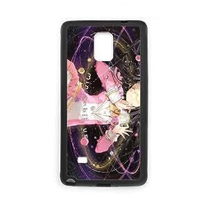 E3H68 Mir Orbit funda caso nosotros X4Y9NA funda Samsung Galaxy Note 4 teléfono celular cubren WS3YSP4FL negro
