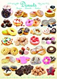 EuroGraphics Donuts 1000 Piece Puzzle