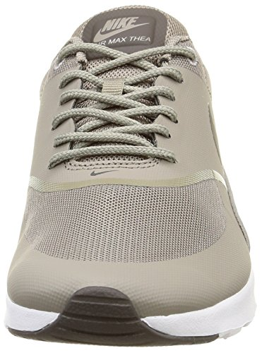 Nike Women's Air Max Thea IronDark StormWhite Running Shoe