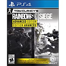 Tom Clancy's Rainbow Six: Siege Advanced Edition-PlayStation 4