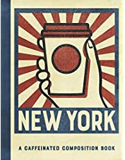 A Caffeinated Composition Book: Notebook for New York Coffee Lovers