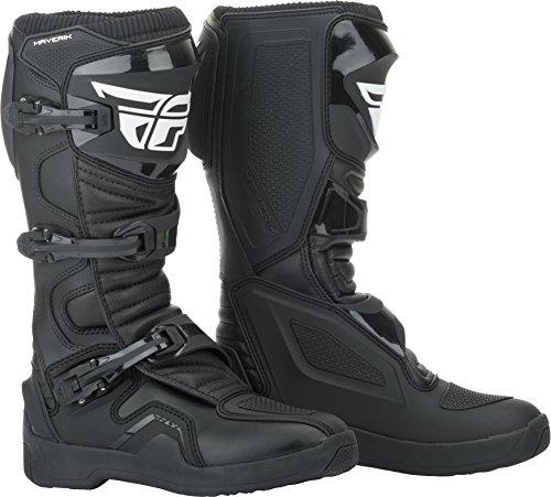 Fly Racing 2020 Maverik Boots (11) (Black) reviews