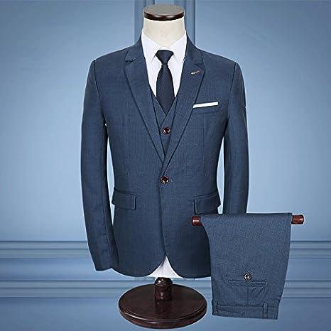 3830b1603e YHNSXZ Blazer Gli Uomini di Fascia Alta Boutique Business Casual ...