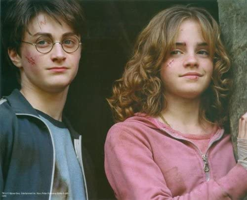 Amazon Com Harry Potter And Hermione Granger 8x10 Photo Emma Watson Daniel Radcliffe Image 5 Entertainment Collectibles
