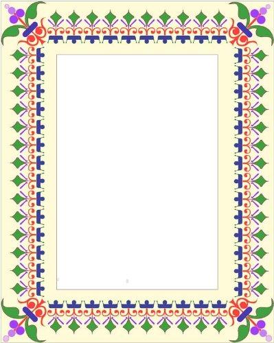 画像matting-flowerリーフpattern-etchedビニールStained Glass Film , Static Clingフォトフレームデカール 20 in x 24 in オレンジ B005LAS880  20 in x 24 in