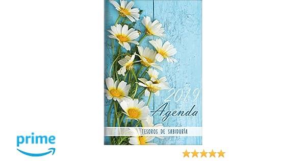 Amazon.com: 2019 Agenda - Tesoros de Sabiduría - Margaritas ...