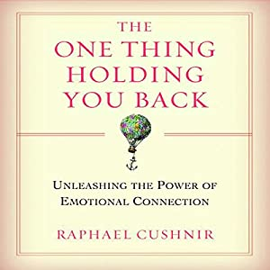 The One Thing Holding You Back Speech
