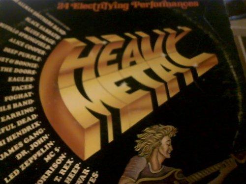 Price comparison product image Heavy Metal: 24 Electrifying Performances Double LP