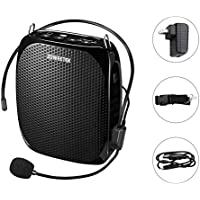 Zoweetek Portable Rechargeable Mini Voice Amplifier With...