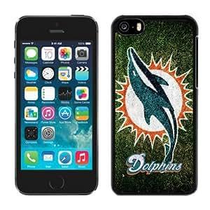 NFL Miami Dolphins iPhone 5C Case 026 NFL Iphone 5c Case