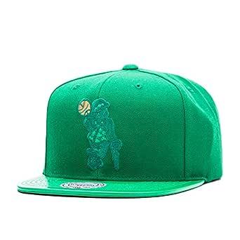 Mitchell & Ness Boston Celtics Patent 2T Tonal Snapback Gorra ...