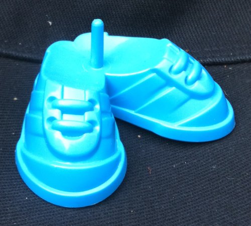 - Playskool Mr. Potato Head Blue Shoes Slippers Replacement Part