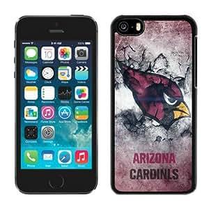 Custom Iphone 5c Case NFL Arizona Cardinals 15 Sports New Style
