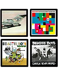 Purchase Beastie Boys Coaster Collection - (4) Different Album Covers Reproduced Onto Neoprene Coaster Set reviews
