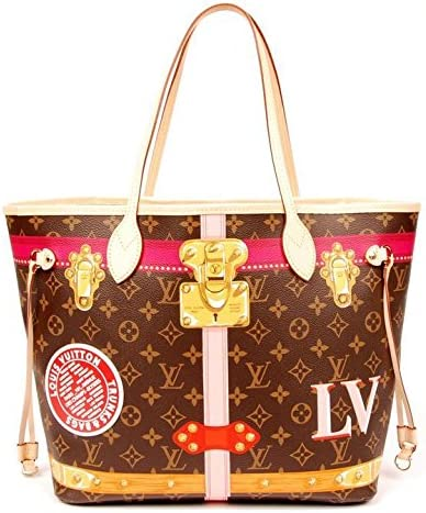 outlet online delicate colors large discount Amazon.com: Louis Vuitton Limited Edition Trunk Neverfull: Shoes